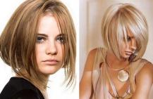 Стильные рваные стрижки на волосы любой длины