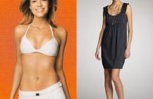 Одежда для фигуры прямоугольник