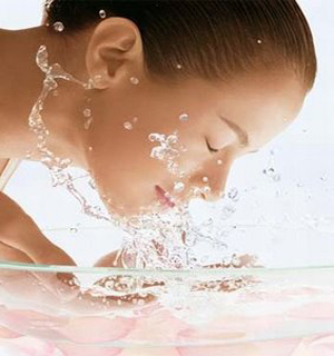 Ухода за кожей лица очищение кожи лица