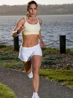 диета при занятиях бегом для похудения