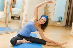 Комплекс упражнений калланетики