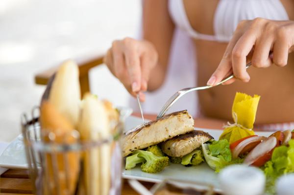 Низкокалорийная и бессолевая диета
