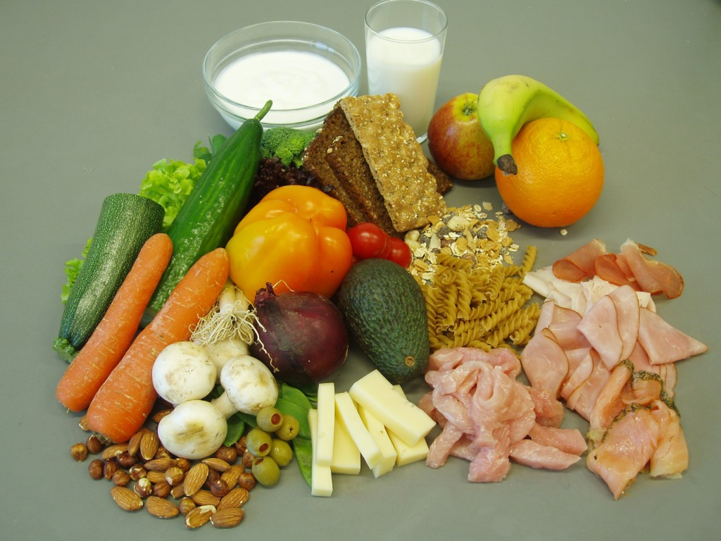 диета для похудения спортсменам