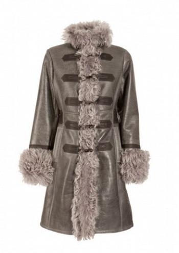Женская Мода - женские дубленки 2011