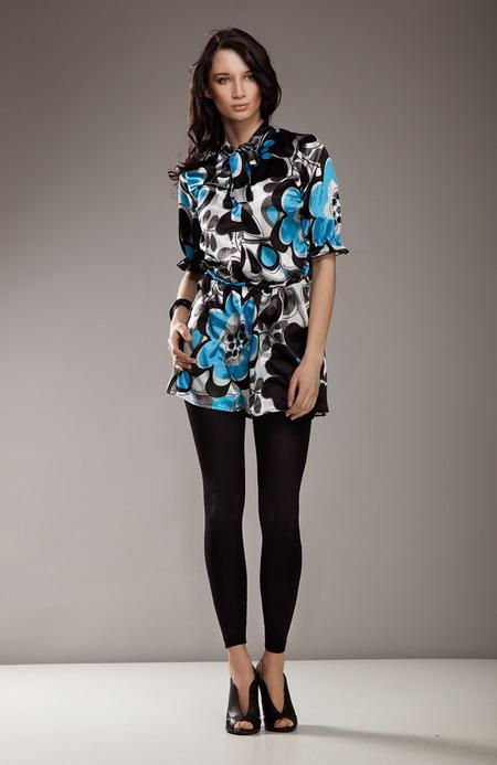 Платье туника с легинсами