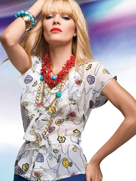 блузки с жабо - simplybeauty.ru