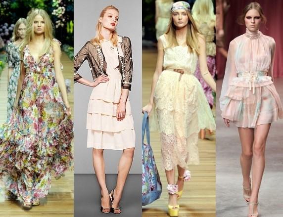 Во всём красивом и прекрасном есть прогресс и созидающее начало.  Романтический стиль одежды. В зимнем гардеробе романтического стиля должна бытьРомантический стиль одежды. В зимнем гардеробе романтического стиля должна быть...
