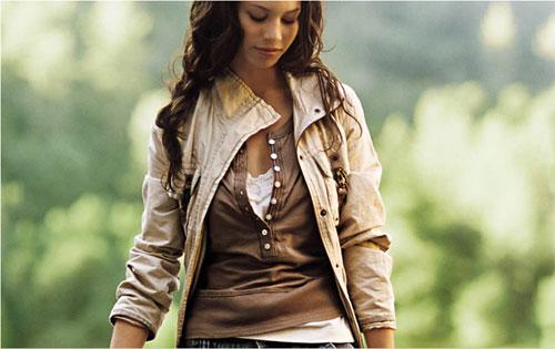 К правильному созданному индивидуальному стилю одежды