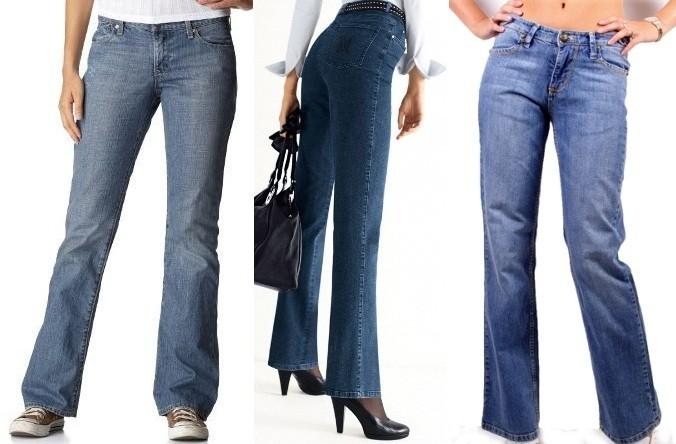 Стили джинсов