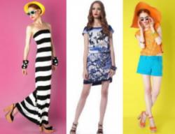 Мода 2012 - тенденции сезона лето