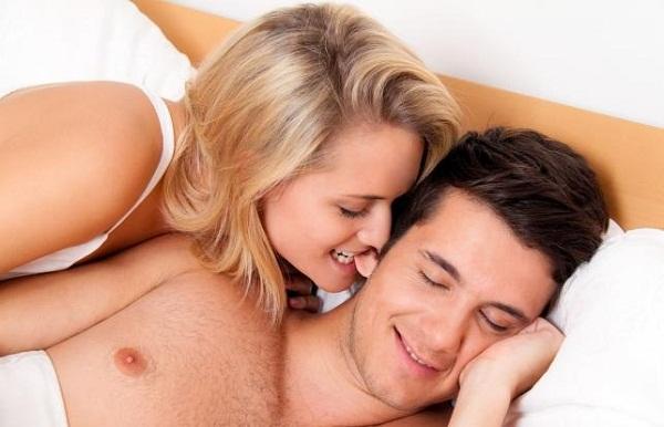 Секс в первый раз