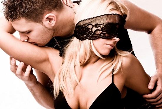 Сексуальные фантазии с парнем