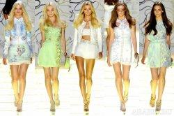 модные платья 2014 на лето
