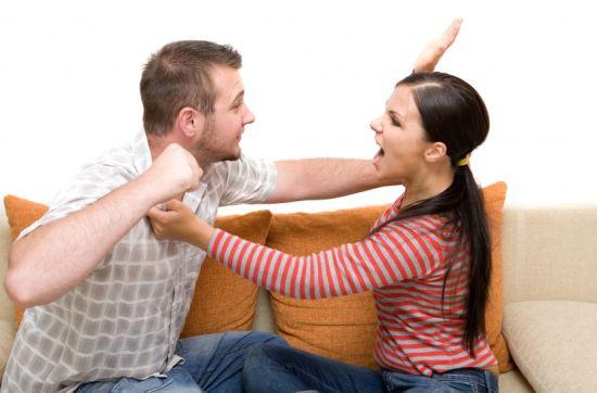 Почему бьёт муж
