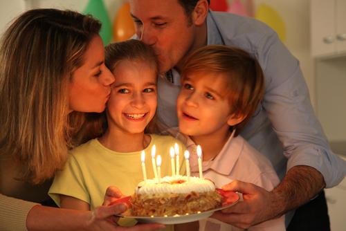 Где отметить день рождения ребёнка