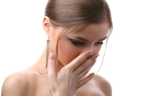 запах изо рта картинки