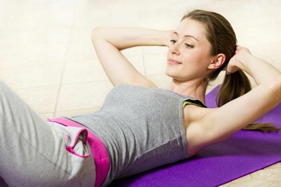 Упражнения для быстрого похудения живота
