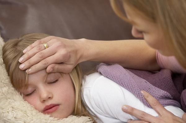 Болезнь свинка: симптомы, лечение и профилактика у детей