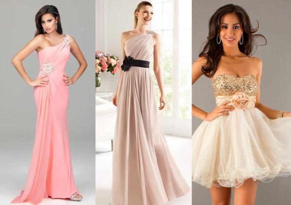 Какое платье выбрать на выпускной девушке в 2015 году