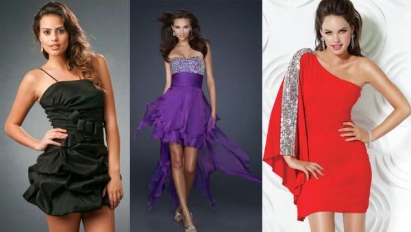 Какое платье выбрать на выпускной девушке в 2013 году