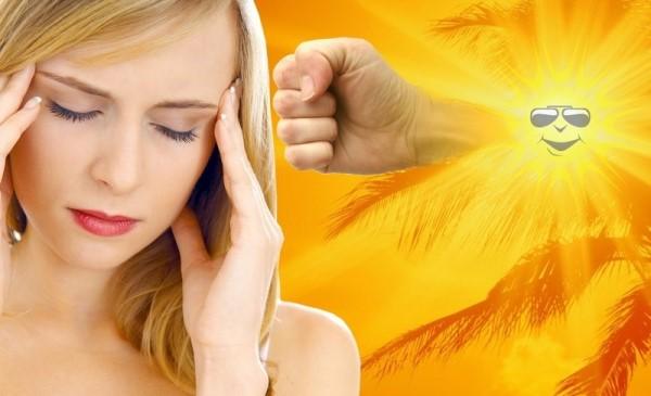 Солнечный удар: причины и симптомы. Как оказать первую помощь