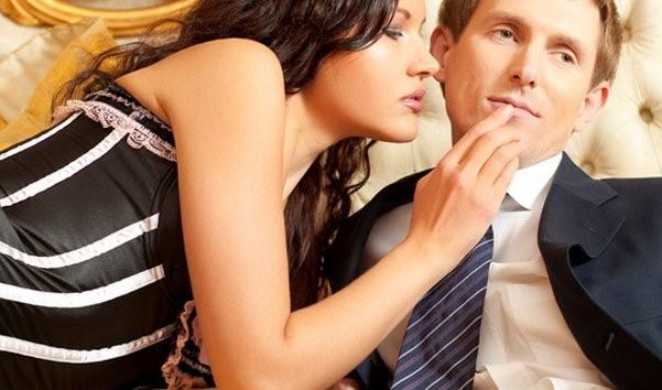 Секс взрослых с крепким мужчиной любовником