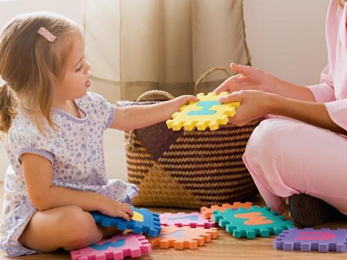 Польза развивающих игр для детей