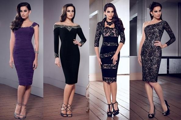 Модные тенденции весенних и летних платьев 2014 года