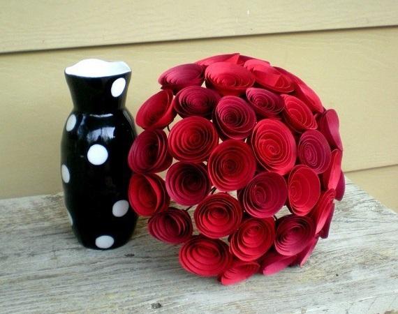 Как сделать подарок розу