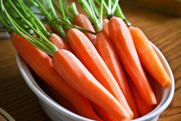 Диета 4 Морковь.