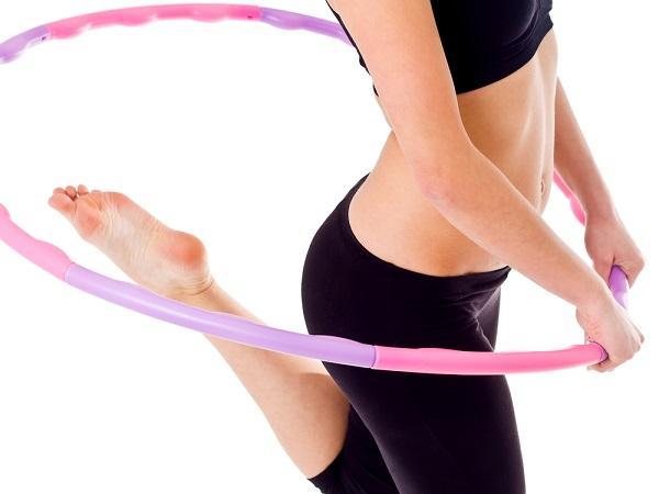 Как похудеть с помощью обруча? Комплекс упражнений с обручем