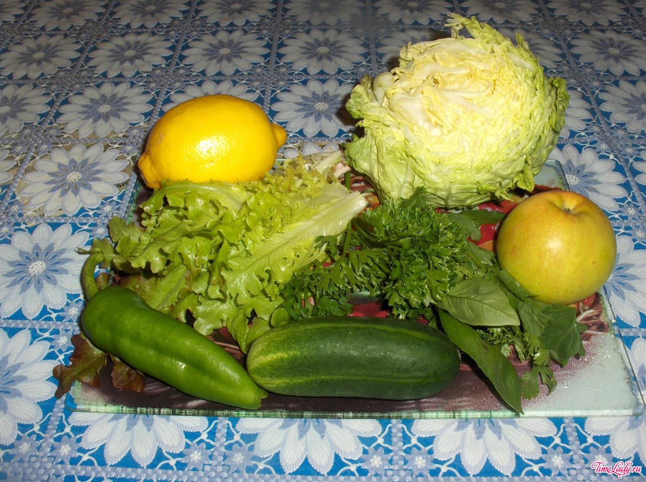 останется салат из савойской капусты рецепты с фото говорит
