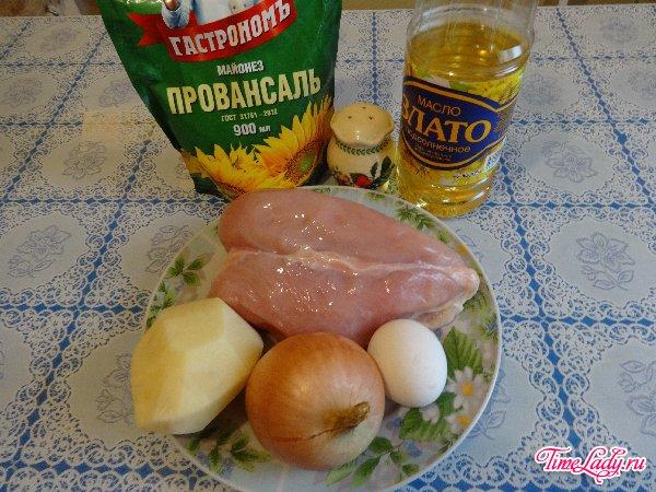 Как варить картошку мундире