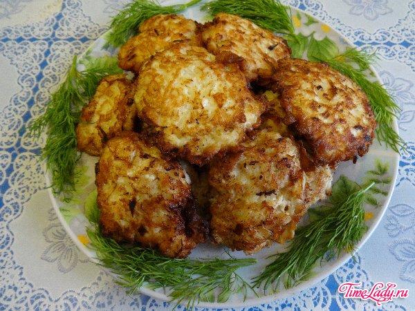 котлеты из куриных грудок рецепт с крахмалом