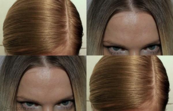Корица. осветляет волосы