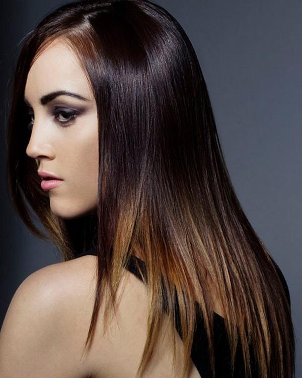 Мелирование окрашивание волос в домашних условиях