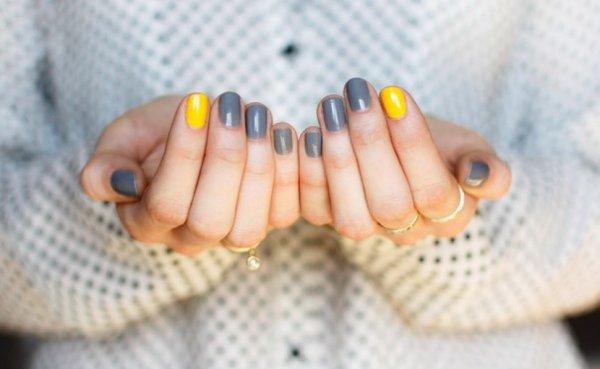 6 вариант украшения ногтей по фен-шуй