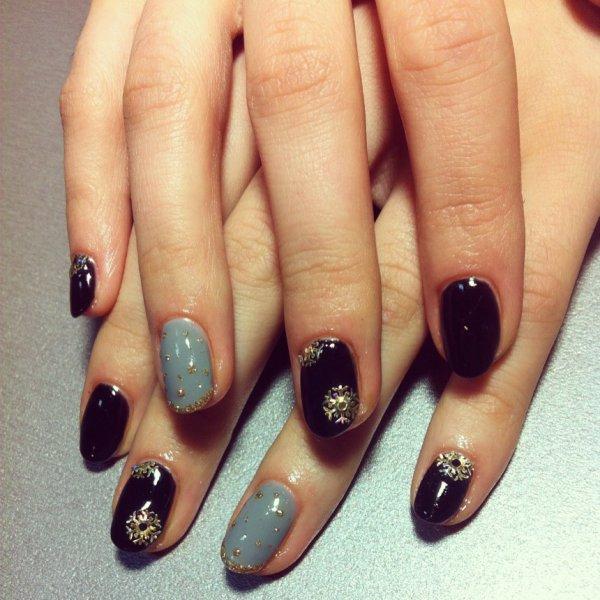 10 вариант украшения ногтей по фен-шуй