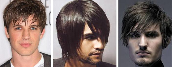 Двойное каре на длинные волосы