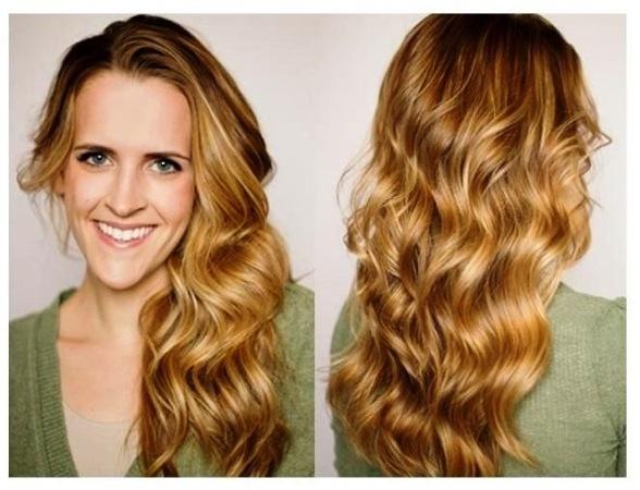Как завить волосы с помощью выпрямителя