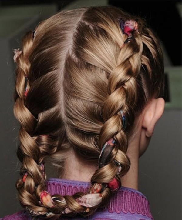 Народная коса