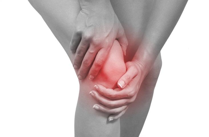 Болевые ощущения в колене
