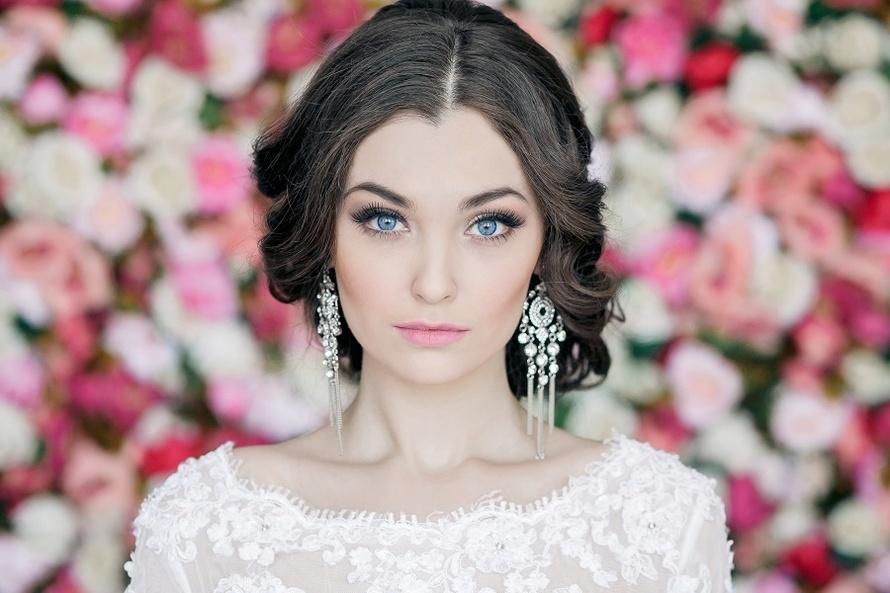 2 вариант свадебного макияжа