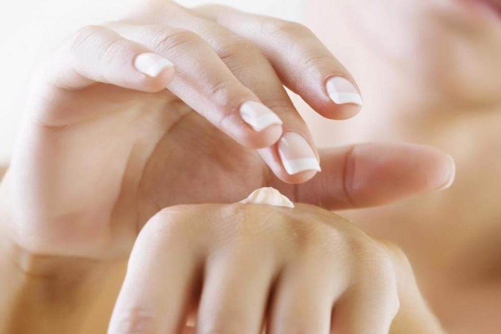 Питательный крем для кожи рук