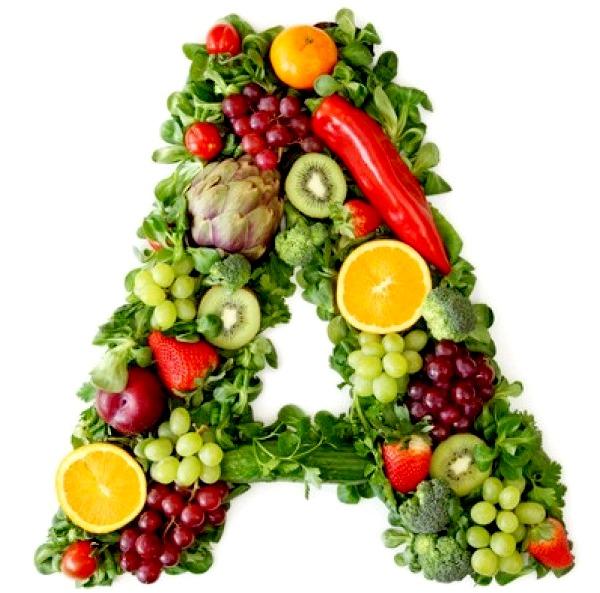 В каком продукте содержится витамин а