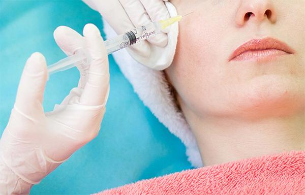 Лечение купероза в клинике