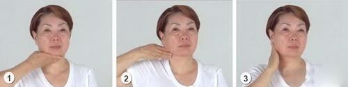 Омолаживающий массаж лица для женщин за 60