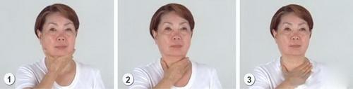 Омолаживающий массаж японский