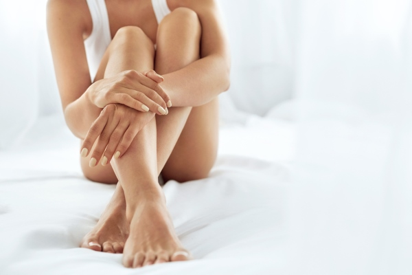 Избавление от волос на ногах