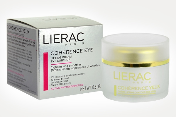 Lierac Coherence Lifting cream – eye contour